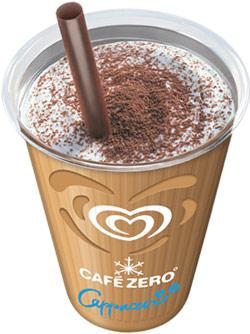 caffè zero cappuccino