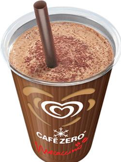 caffe zero mocaccino
