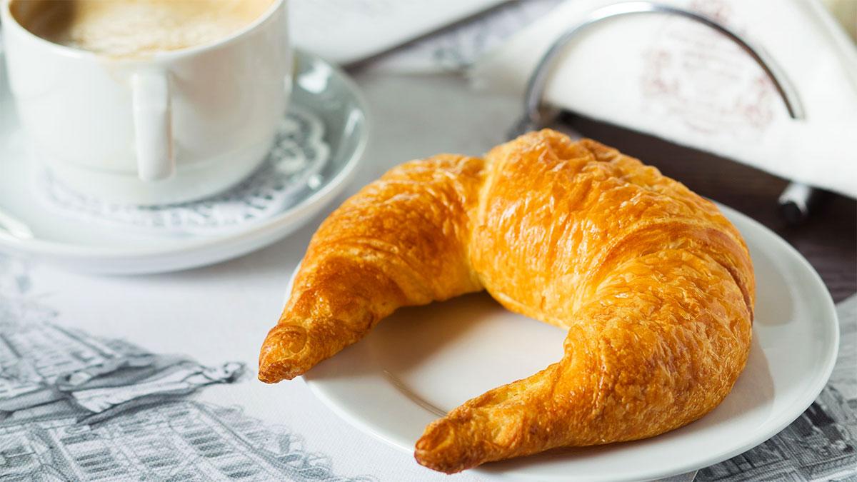 brioche (croissant) caffè colazione
