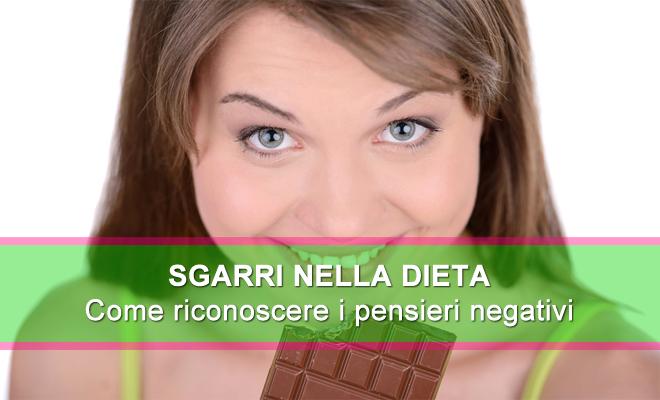 sgarri dieta