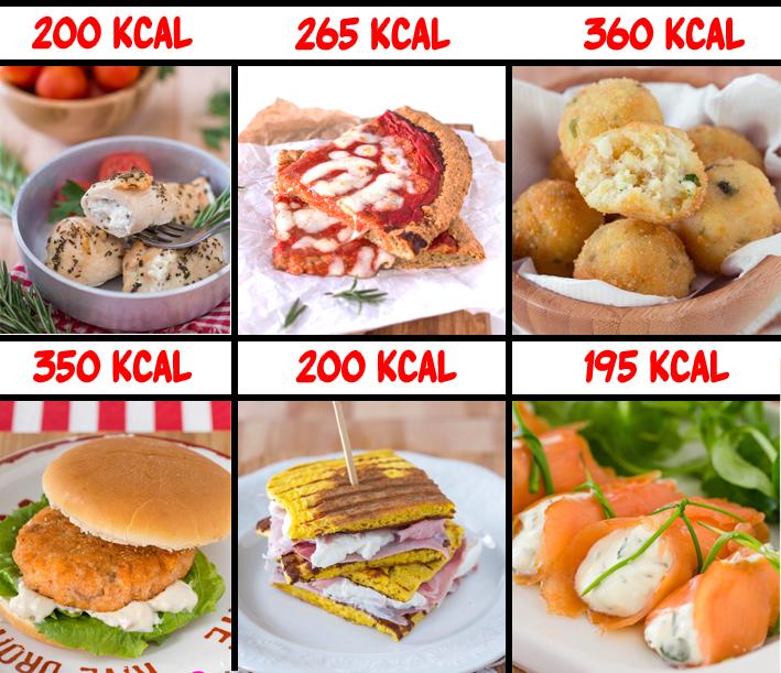 ricette light dieta