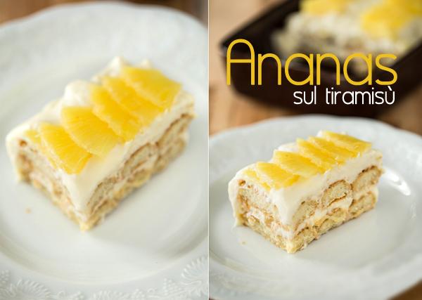 Ricetta Tiramisu Ananas Senza Uova.La Ricetta Del Tiramisu All Ananas Vivere Meglio
