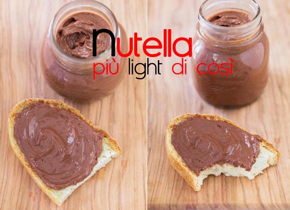 Ricetta Nutella Light Fatta In Casa.La Ricetta Della Nutella Light Vivere Meglio