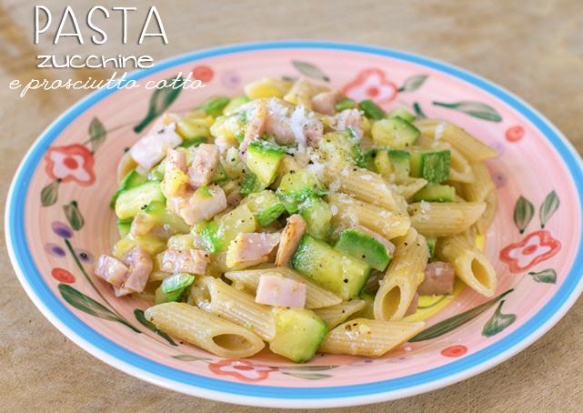pasta-zucchine-e-prosciutto-cotto
