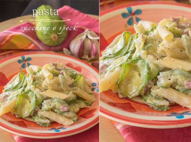 pasta-zucchine-e-speck