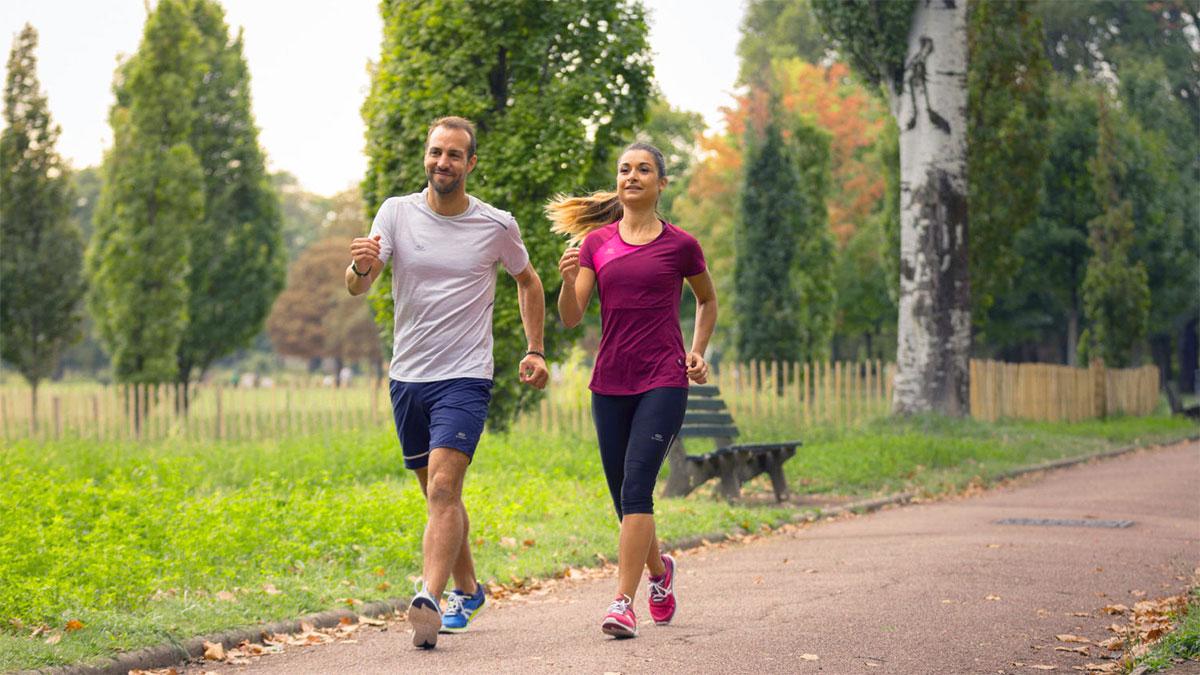 camminata veloce - camminare velocemente