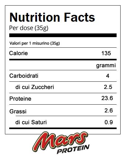valori-nutrizionali-mars-proteine-in-polvere