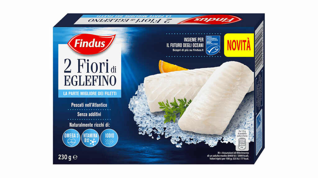 Findus - Fiori di Eglefino